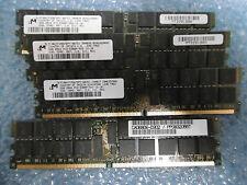 4x 2GB = 8GB DDR2 667 CL5 ECC REG 2RX4 Micron MT36HTF25672PY-667F1 CA06806-D302