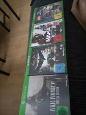 Xbox One Spiele GAMES Paket Konvolut Sammlung Lego Mafia 3 Batman Final Fantasy