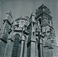RODEZ c.1960 -5 Photos Cathédrale Agonie Mise au Tombeau du Christ Aveyron-L 175