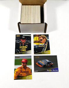 1994 Traks First Run NASCAR Racing Parallel Set (200) with SP's