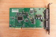 Creative Soundblaster Vibra 16C CT4810 retro Gaming ISA Soundkarte