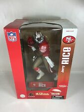 "Mcfarlane NFL Jerry Rice San Francisco 49ers 12 Inch 12"" (MINOR SHELF WEAR)"
