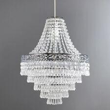 Kristall Kronleuchter Deckenleuchte Deckenlampe Lüster Pendelleuchte E14