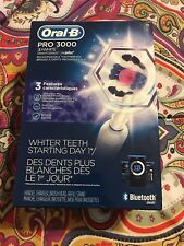 Oral-B Pro 3000 3D White Smartseries Rechargeable Toothbrush