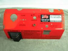 MTD SNOWBLOWER CONTROL PANEL COVER SINGLE STAGE ELECTRIC START 314-191-000