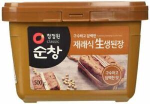 Daesang SunChang DoenJang Korean Miso Paste 500g (White Soybean Paste)