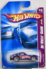 HOT WHEELS 2007 HW RACING DATSUN 240Z BLUE