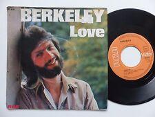 BERKELEY WRIGHT Love / Ride away PB 8121  FRANCE