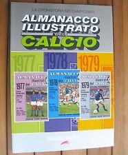 ALMANACCO ILLUSTRATO DEL CALCIO 1977-1979 (2005) PANINI La Gazzetta Dello Sport