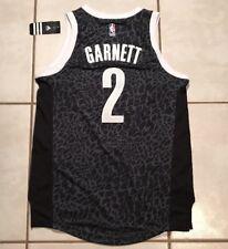 NWT ADIDAS SWINGMAN Brooklyn Nets Kevin Garnett NBA FASHION Jersey Men s  Medium 155eb12da