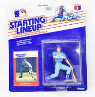 Starting Lineup 1988 Kevin Seitzer Kansas City Royals Baseball MLB SLU
