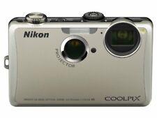Nikon Digital Camera Coolpix (Coolpix) S1100Pj Silver S1100Pjsl 1410 Million Pix