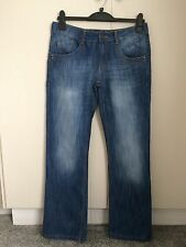 Bench  Blue Jeans W34 L32 Please See Description..
