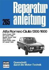 Alfa Romeo Giulia 1300/1600 (2013, Taschenbuch)