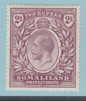 SOMALILAND 74  MINT HINGED  OG * NO FAULTS EXTRA FINE !