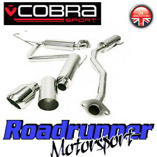 "TY02 Cobra Toyota Celica VVTi Stainless Exhaust System 2.25"" Cat Back (99-06)"