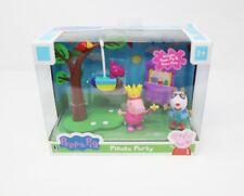 Peppa Pig Pinata Party