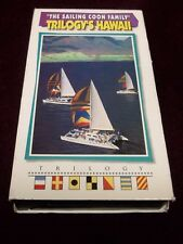 Trilogy's Hawaii - The Sailing Coon Family VHS VIDEO TRAVEL DOCUMENTARY