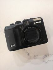 Canon G10 Digital Camera for Parts or Repair