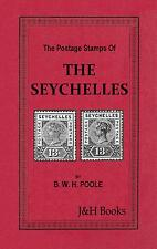 POSTAGE STAMPS OF THE SEYCHELLES Issues Varieties Provisionals 64pp - CD