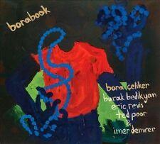 Bora ?eliker-Borabook (feat. ?mer Demirer, Burak Bedikyan, Eric Revis & T CD NEW