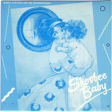 """BUDDY CURTESS AND THE GRASSHOPPERS 'Shoobee Baby' 1985 7"""" Doo Wop R'n'R unplayed"""