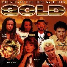 Gold-Megastars und ihre Nr.1 Hits Sandra, Kim Carnes, John Waite, Kim W.. [2 CD]