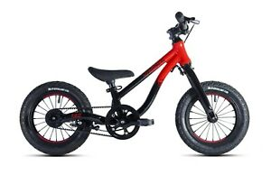 "Kid's bicycle ADVANTAGE BIKES FIRST 12"" light, high perfomance, red, beltdrive"