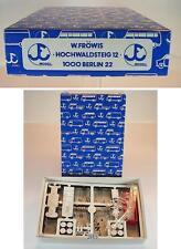 W. fröwis 1/87 kit 0020 Hanomag Henschel f 25/Daimler Benz L 206 en o-box #2483