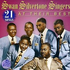 The Swan Silvertones - At Their Best-21 Songs [New CD]