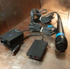 Singstar Usb Converter And Microphone Bundle, PS2 Eye Toy Ps2 Accessories!