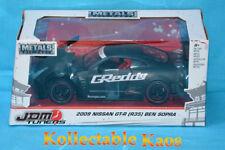 1:24 Jada - 2009 Nissan GT-R (R35) Ben Sopra - Black