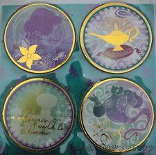 Principessa Disney Dio Jasmine Lampada Genie 4 Coaster Set Primark