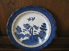 Vintage Booths~Real Old Willow~1X17.3cms Tea/Side Plate  Reg no.A8025
