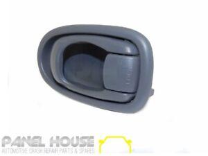 Hyundai Lantra L3 98-00 Right Front Interior Door Handle Light Grey Inner NEW