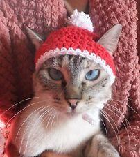 Christmas cat barret, 1 pc