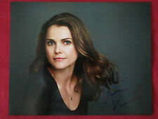 KERI RUSSELL SIGNED 8X10 PHOTO PROOF FELICITY THE AMERICANS