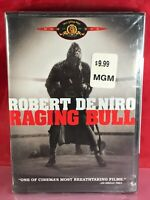 Raging Bull [New DVD] Black & White, Dolby, Dubbed, Repackaged, Subtitled, Wid