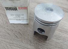 PISTONE YAMAHA ds7 eccesso 0,25 mm Piston originale nuovo