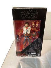 Hasbro Star Wars The Black Series 6-Inch Poe Dameron Action Figure