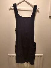 24ccdddf409 Linen Blend Casual Dresses Pinafore Dungaree Dress