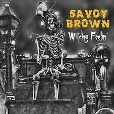 Savoy Brown - Witchy Feelin' (NEW CD)