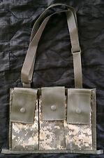 US ARMY ISSUE BANDOLEER, ACU pack, molle, backpack, bag, bandolier