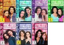 Gilmore Girls Staffel 1-7 (1+2+3+4+5+6+7) DVD Set Die komplette Serie NEU OVP