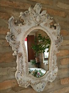 Antique Mirror IN Chalk Revisited Shabby Style