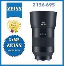 Zeiss Batis 135mm f/2.8 Lens for Sony E Mount Mfr# 2136-695