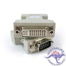 1 x DVI-I 24+5 Dual Link Female To VGA Male Converter Adapter (002)