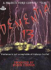 Dementia 13 by Francis Ford Coppola (Slimline DVD, 2004) BRAND NEW