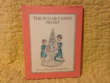 THE SUGAR-CANDY HEART by Dorothy Maas HC DJ First Edition 1968