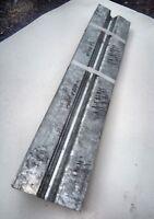 "50 - QHTP 20"" Floor Radiant Heat Transfer Plates for 1/2"" PEX - Galvanized Steel"